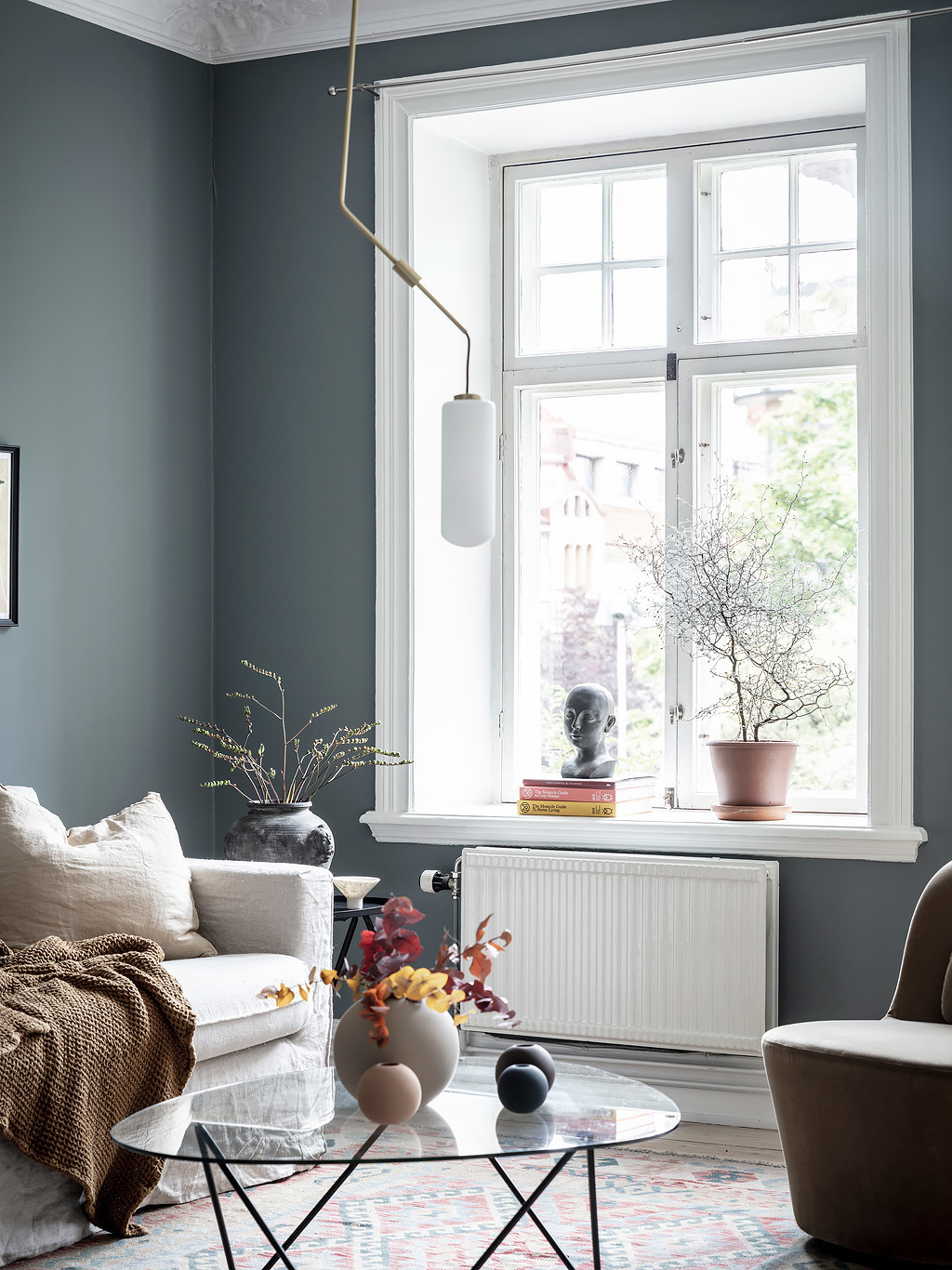 A mix of styles in just one apartment 04