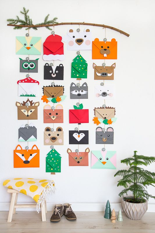 Jolly Christmas Advent calendars for the countdown 04
