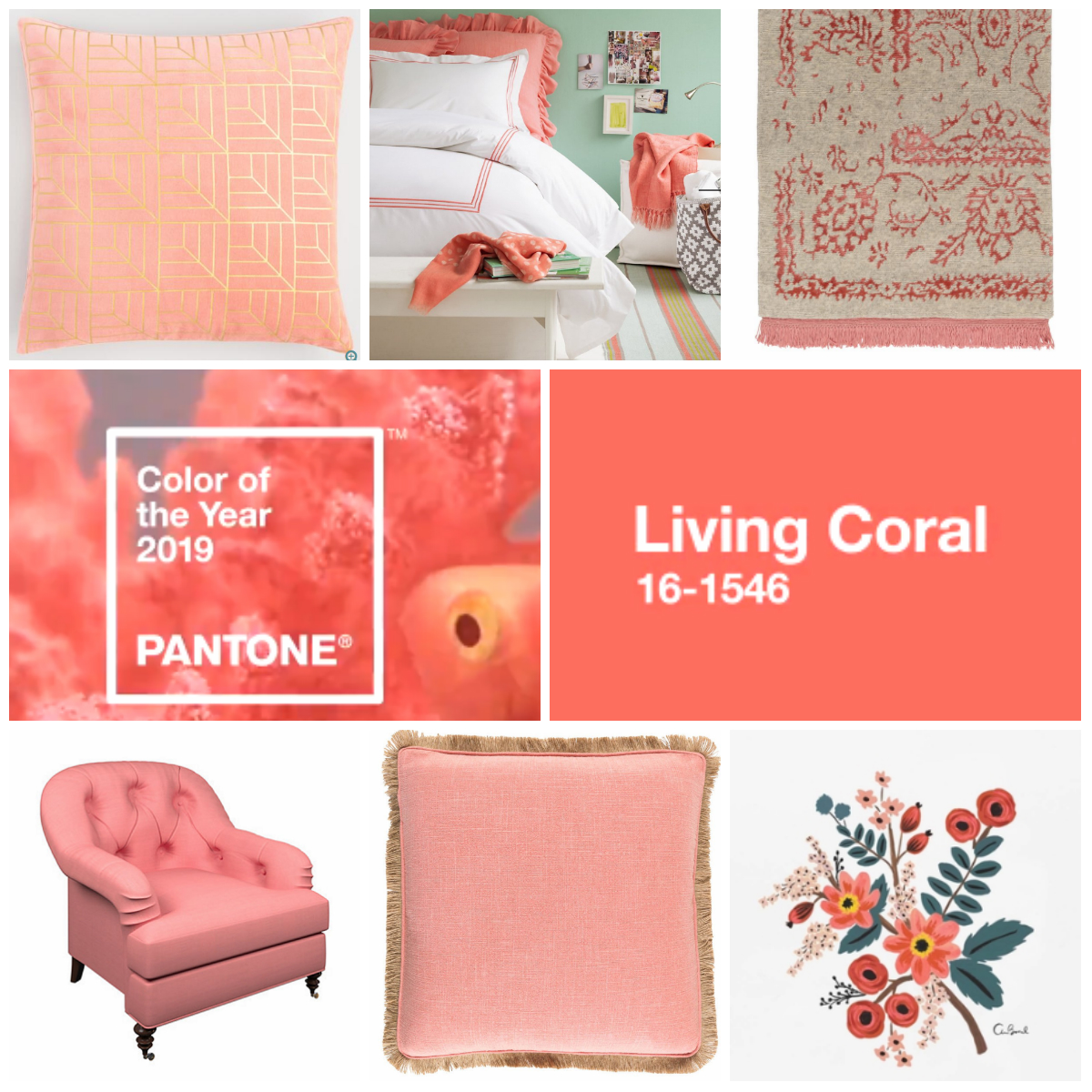 pantone living coral the color that will light up 2019 la casa de freja a well traveled