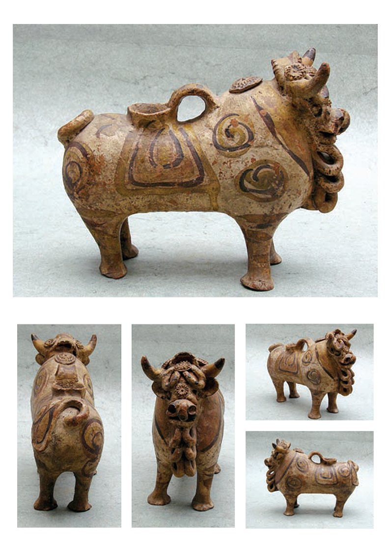 Torito de Pucará, from the Andean ritual to our homes 01