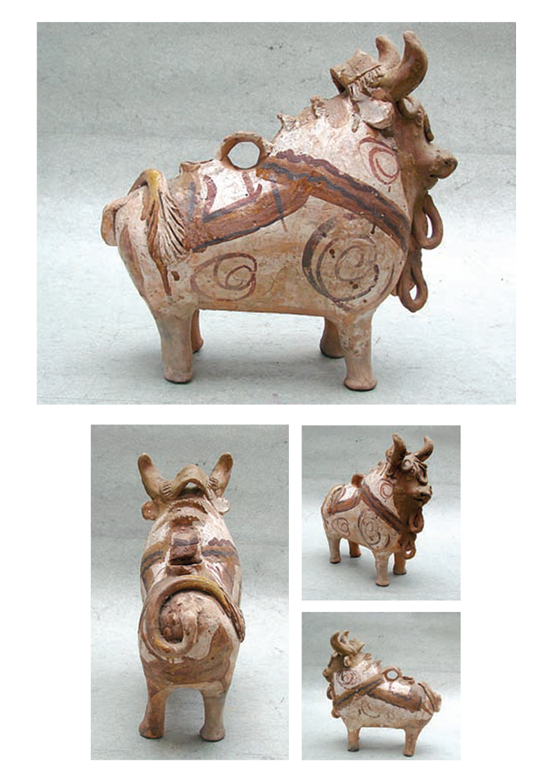 Torito de Pucará, from the Andean ritual to our homes 02