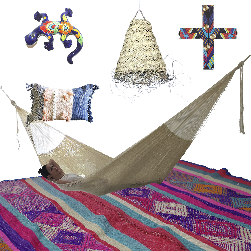 Etsy inspo board to create a bohemian outdoor 20