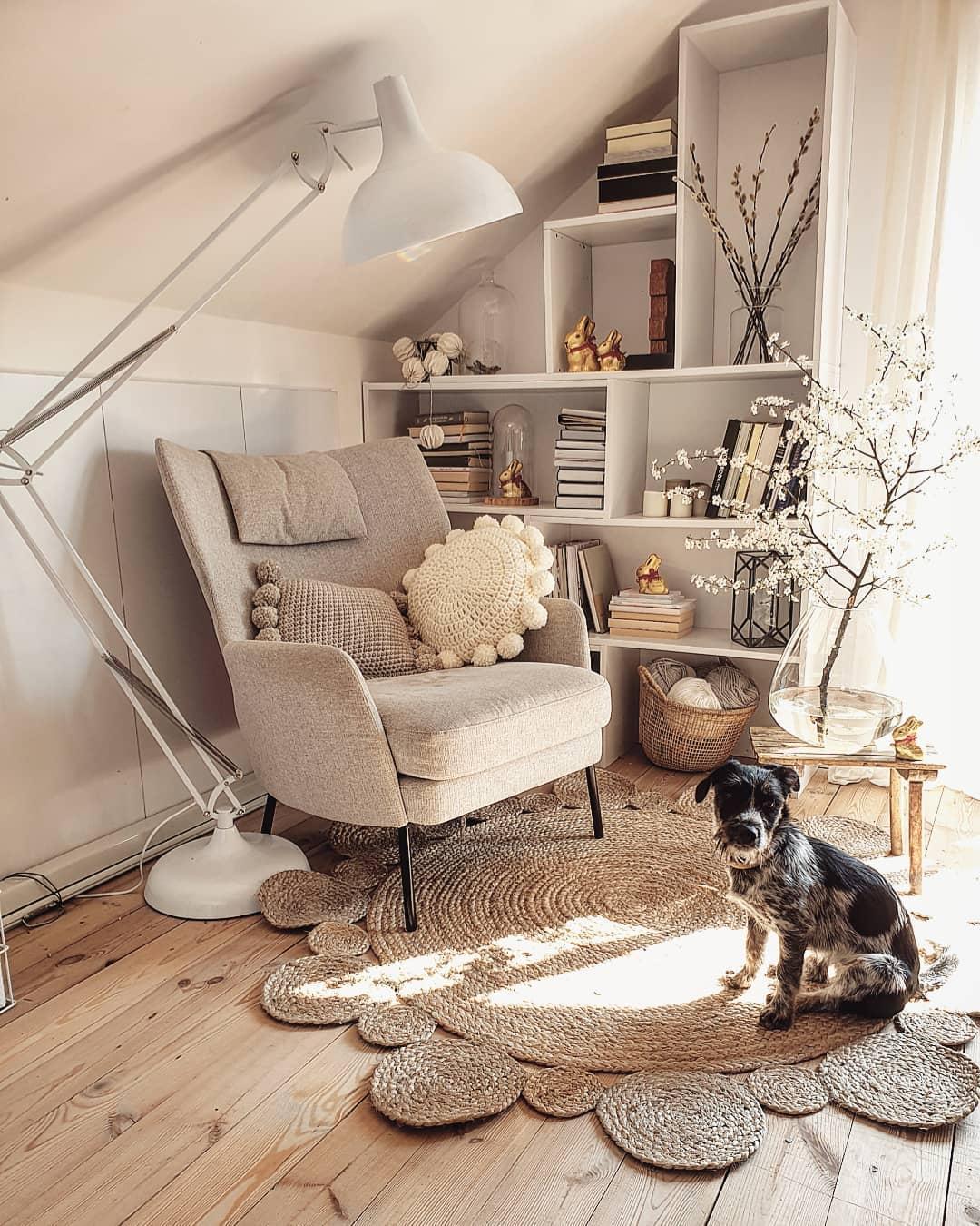 Choose the best lighting for your reading corner 03