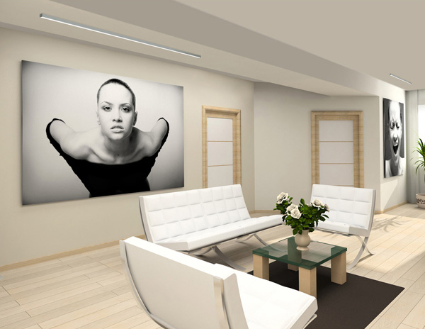 Choose the best lighting for your paintings or gallery wall 04