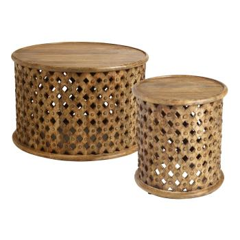 Accent tables India - La casa de Freja