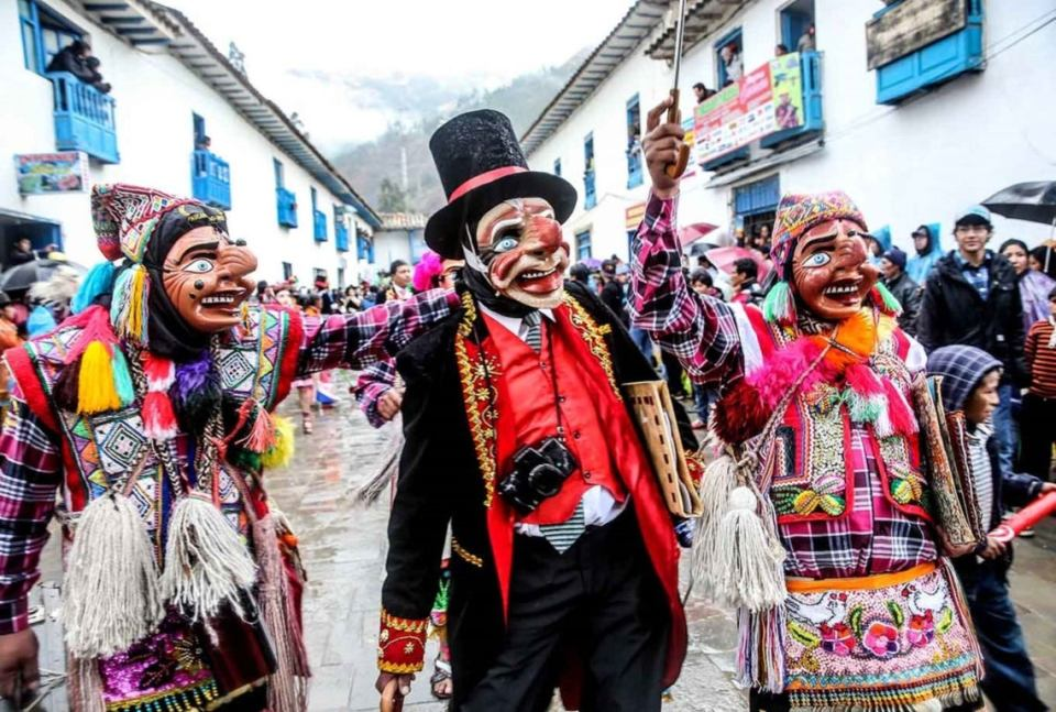 Most popular Peruvian crafts during festivities of the year 07