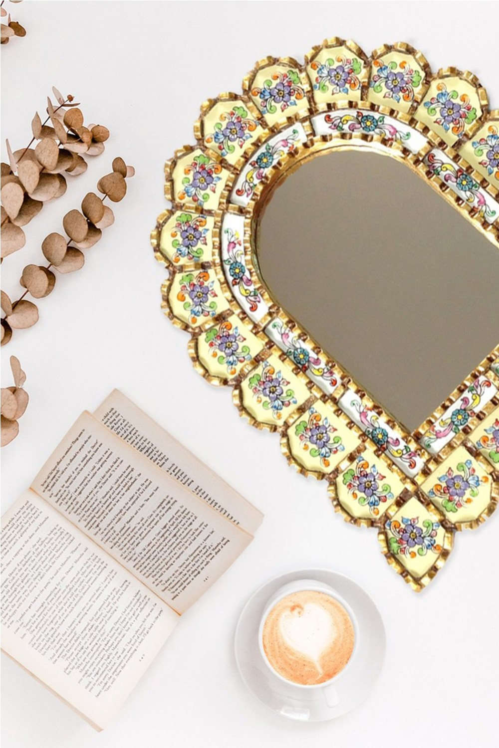 Beautifully made mirror!