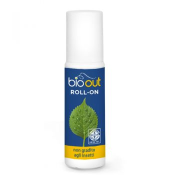 ROLL-ON RELEPENTE DE INSECTOS - BioOut 20ml