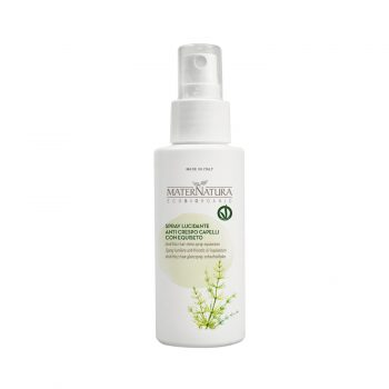 Spray Anti-encrespamiento con Cola de Caballo MaterNatura (100 ml)