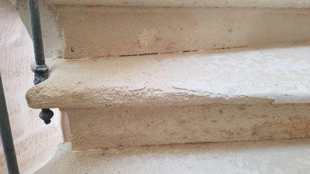 sablage-escalier