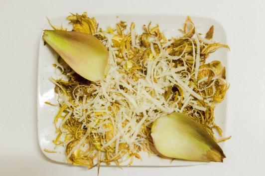 Italian salad artichokes