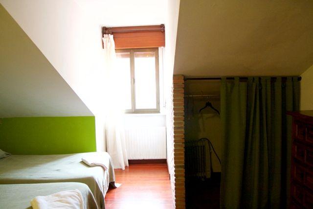 Habitación -Amarilla-Triple La Casita Mexicana Cué Llanes