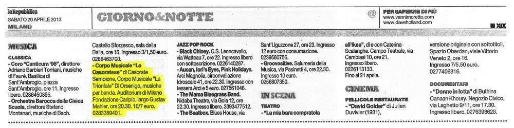1 La Repubblica