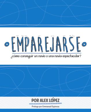 Portada Libro Emparejarse del Pastor Alex López