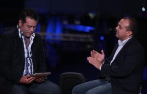 Pastor Alex López en entrevista