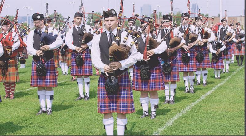 Les Highland Games Montréal