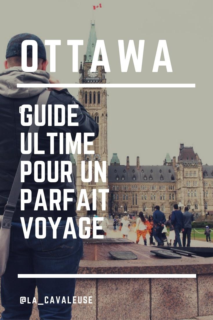 Guide voyage pour Ottawa