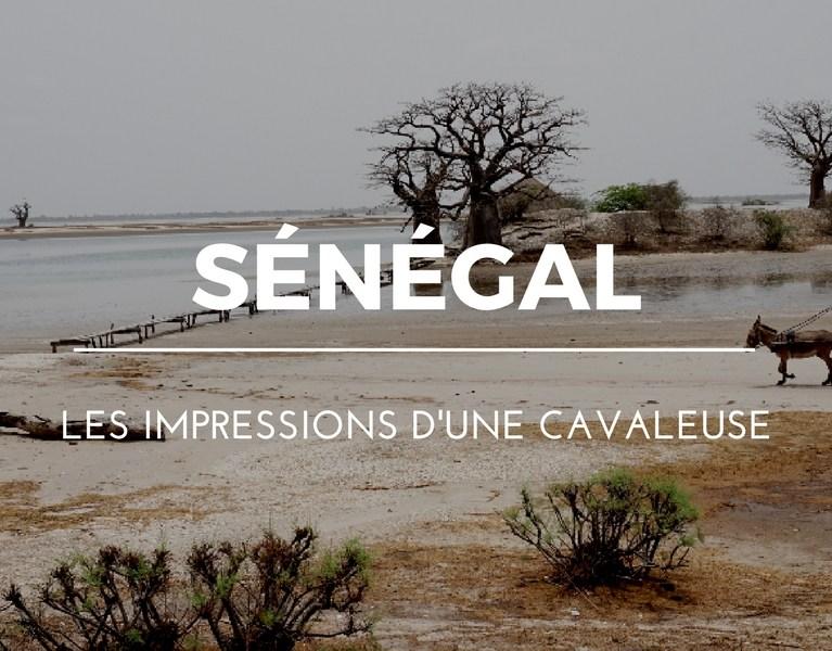 Le Sénégal - mes premières impressions