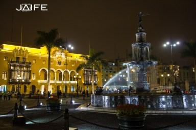 Lima by night