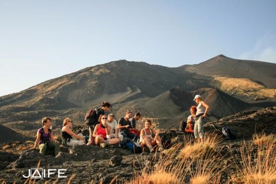 Break on Etna