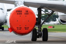 electric green taxiing system by Safran and Honeywell