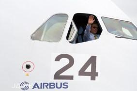 A380 pilot