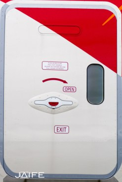 Dreamliner door
