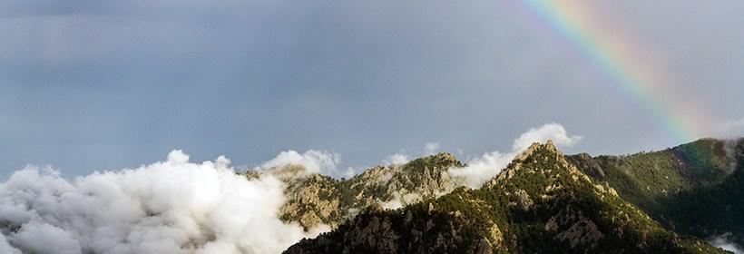 GR20 - Etape 5 et 6 - Col de Verde - Capanelle - Vizzavona 1
