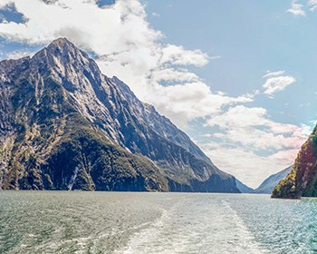 En route vers Milford Sound - 2014 10