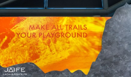 Make all trails, your playground