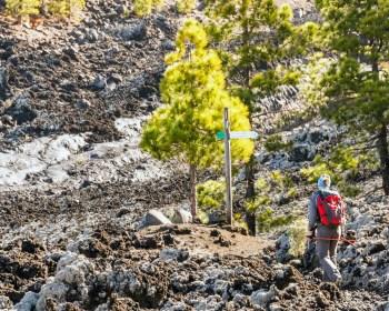 Entre coulée et volcans 1