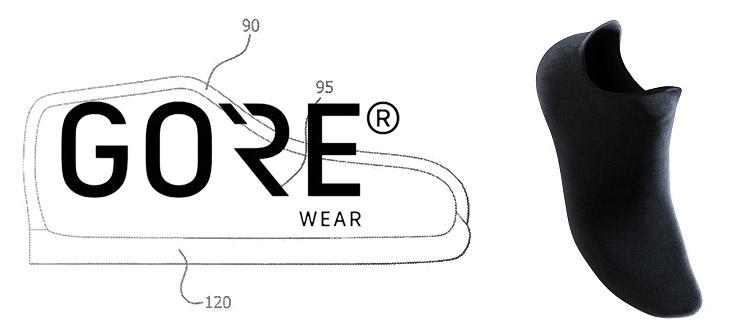 [Brevet] Une chaussette imperméable chez Gore 1
