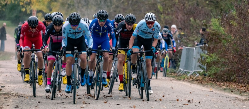 Cyclo-cross de Jablines 2018 1