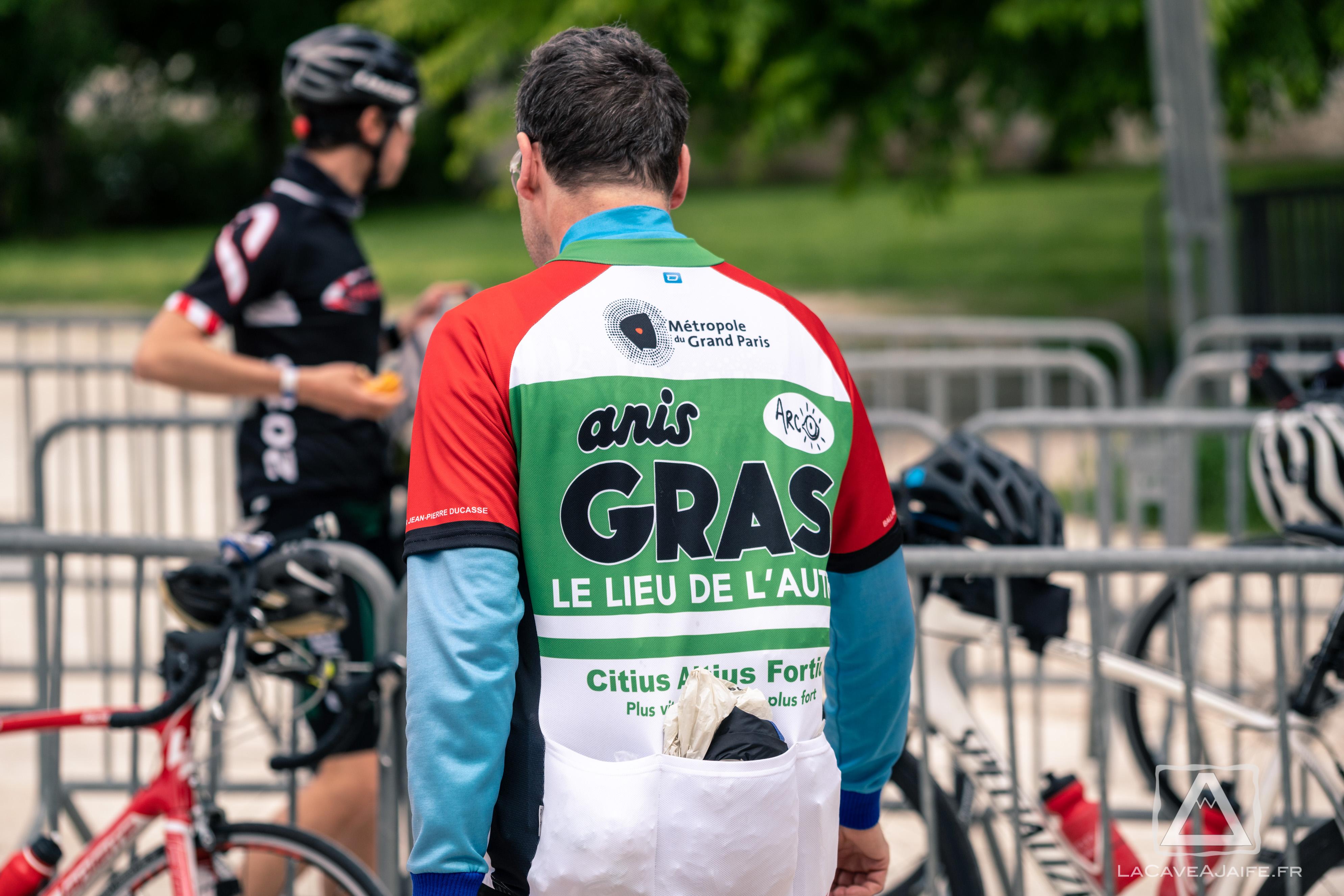 Le départ de l'ultra du Grand tour Paris - 18 mai 2019 28