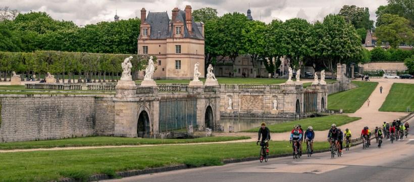 Le départ de l'ultra du Grand tour Paris - 18 mai 2019 1