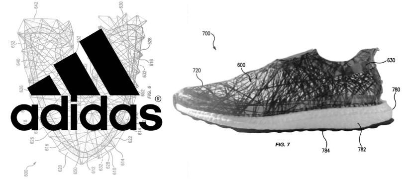 [Brevet] Adidas s'attaque à l'optimisation de l'empeigne ! 9