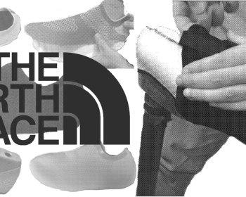 [Brevet] THE NORTH FACE : Une chaussure simplifiée en tricot imperméable 33