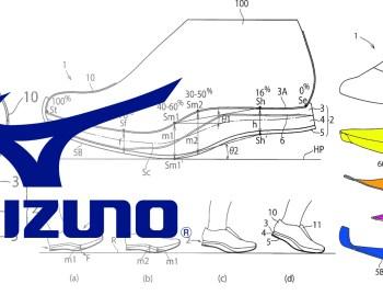 [Brevet] Mizuno et une chaussure sans talon 41