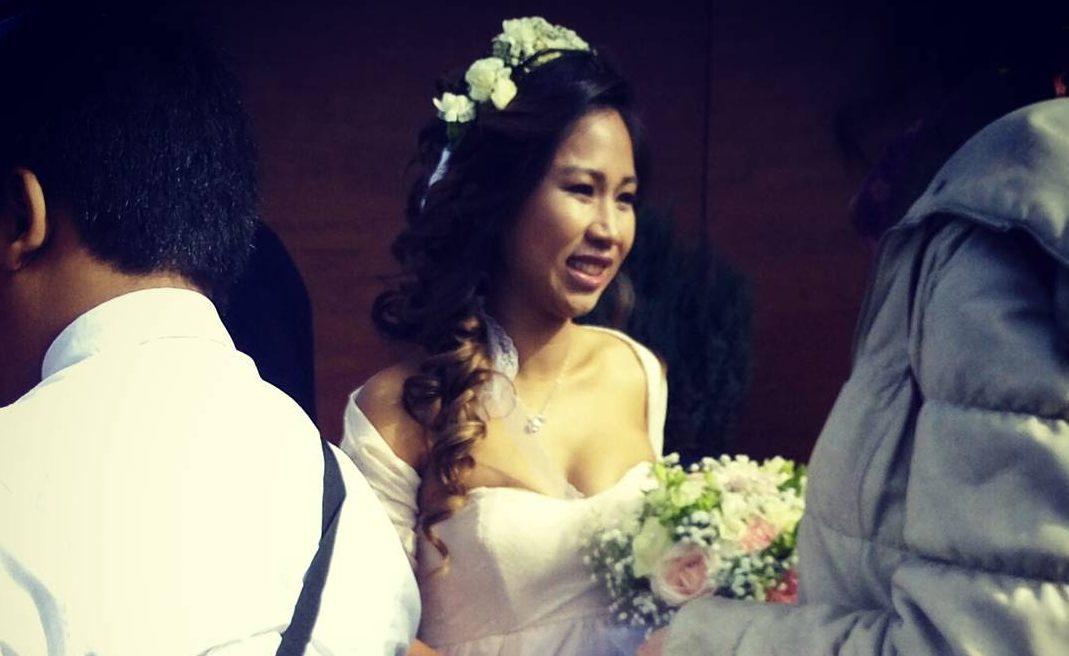 lace and grace création robe de mariée nude