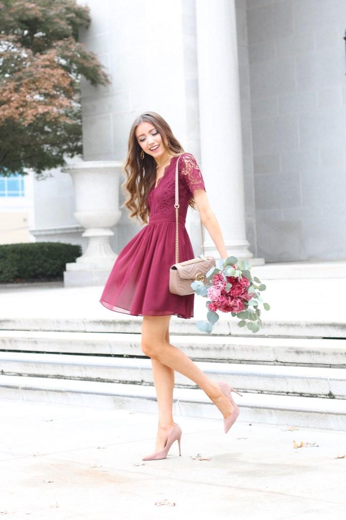 0e110585045 Burgundy-fall-dress-wedding-guest ...