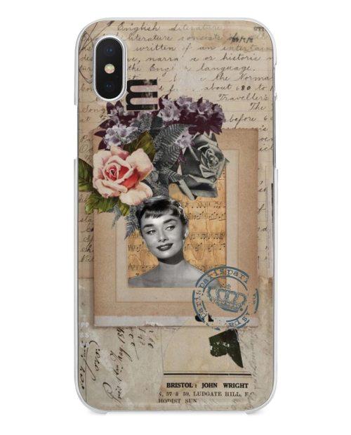 Audrey Hepburn x Rose