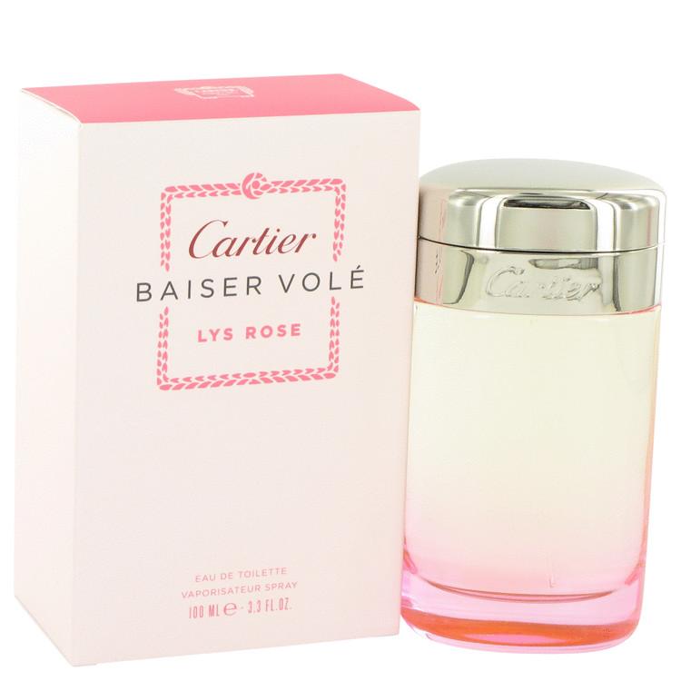 Cartier Baiser Vole Lys Rose Eau De Toilette 30 Ml Vapo