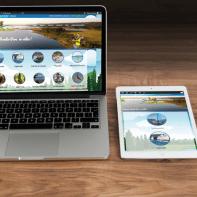création site web langogne naussac lozère agence de communication