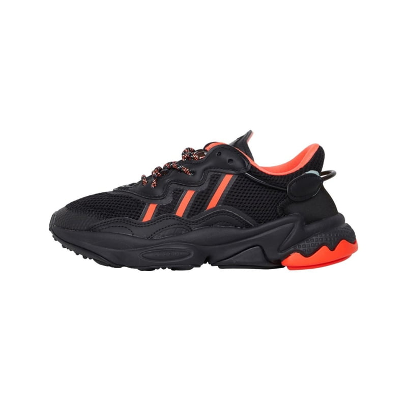 Adidas Originals Ozweego Black Solar Red