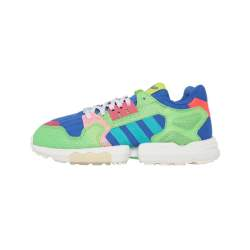 Adidas Originals ZX Torsion Parley White Hi-Res Aqua Semi-Solar Green