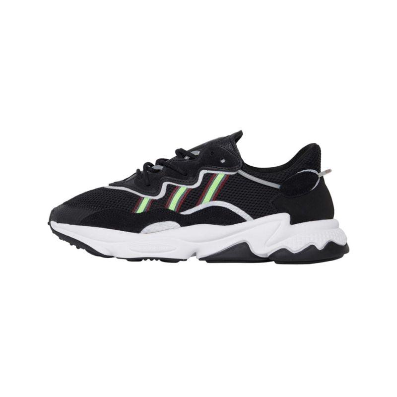 Adidas Ozweego Core Black Safety Green Onix