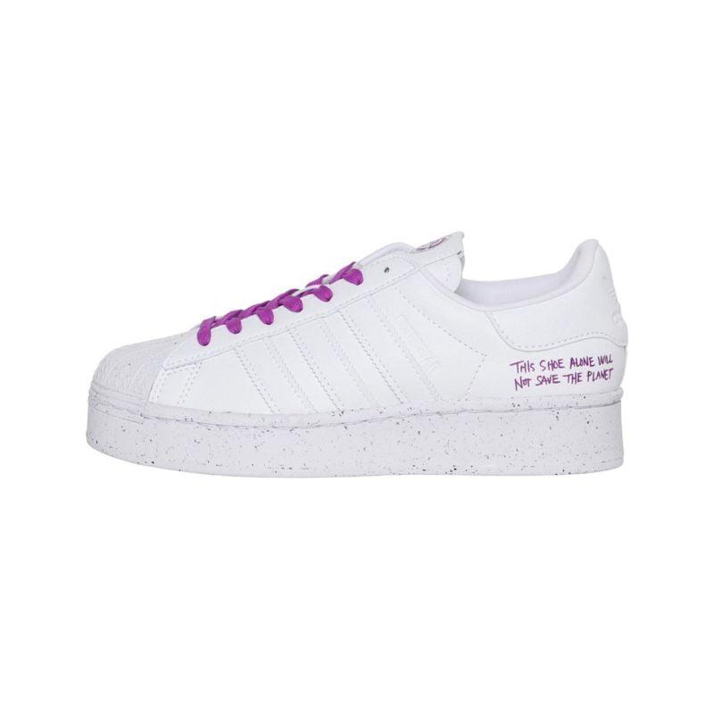 Adidas Originals Superstar Bold White Shopur