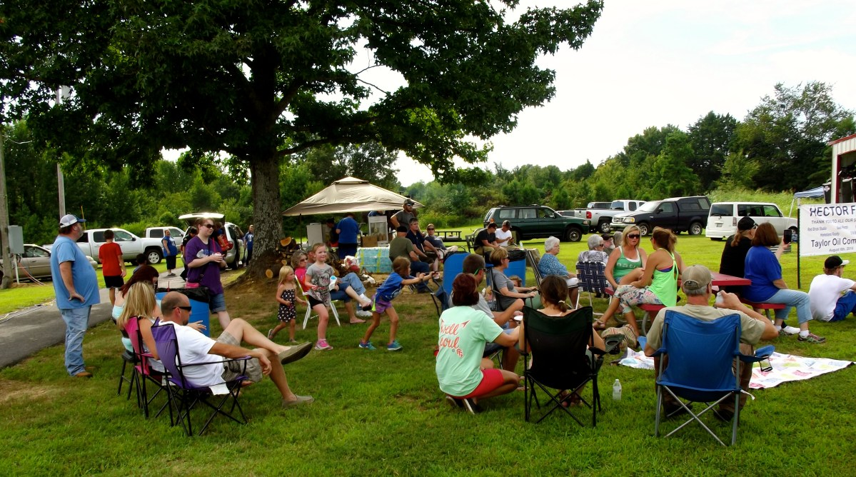 Musicians Benefit School Bands With Hector Fest