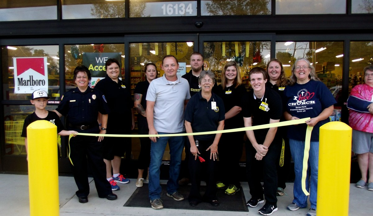 New Dollar General Store Opens In Hector