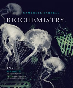 Cover photography for Biochemistry (2011)